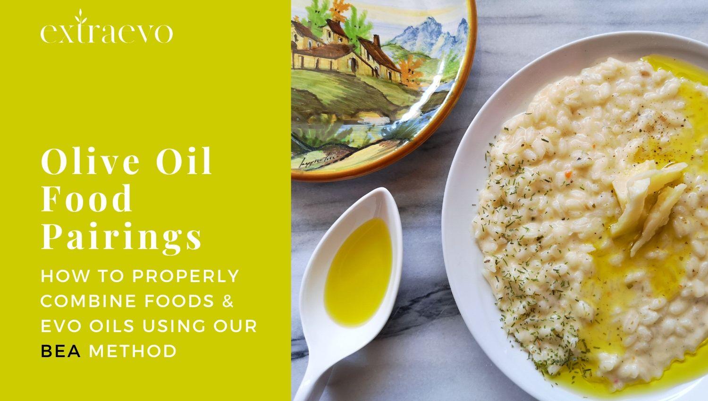 Olive Oil Pairings