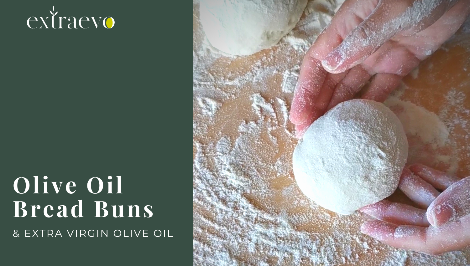Olive Oil Bread Buns