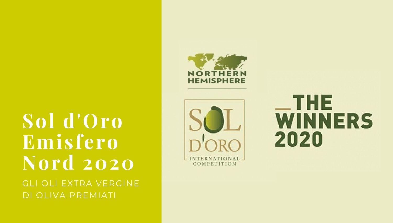 Sol d'Oro Emisfero Nord – Vincitori 2020