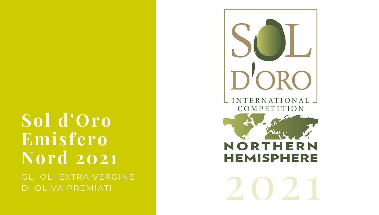 Sol d'Oro Emisfero Nord – Vincitori 2021